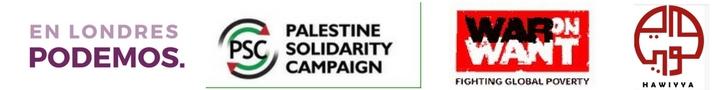 Logos evento Palestina